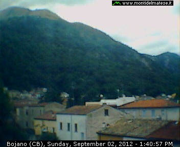 Webcam Bojano (CB)