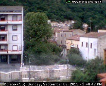 Webcam Bojano Centro (CB)